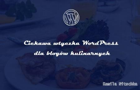 Ciekawa wtyczka WordPress dla blogów kulinarnych
