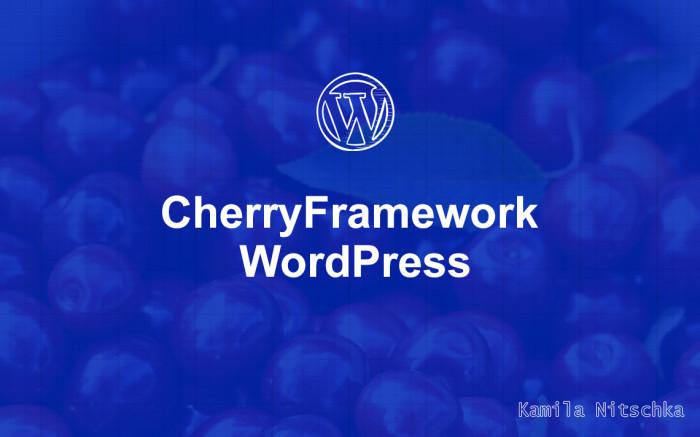 CherryFramework WordPress