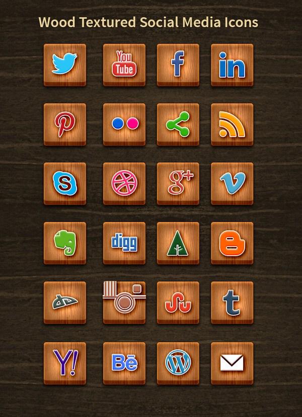 drewniane-social-media-icony