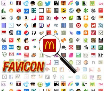 co to jest favicon