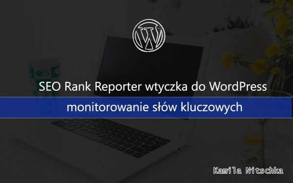 SEO Rank Reporter wtyczka do WordPress – monitorowanie słów kluczowych