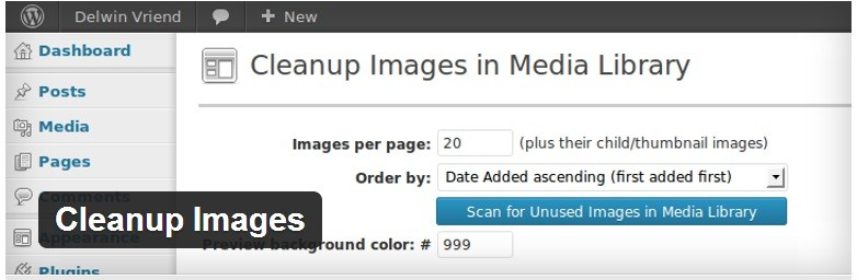 Obrazki na blogu jak usunąć te zbędne ?