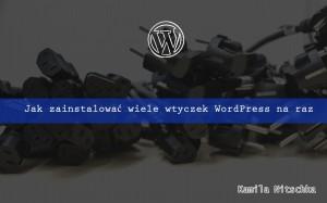instalacja wiele wtyczek wordpress na raz