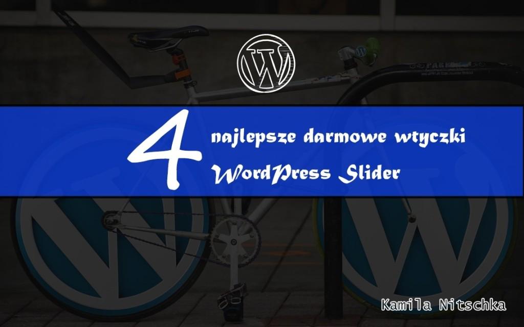 darmowe wtyczki wordpress slider