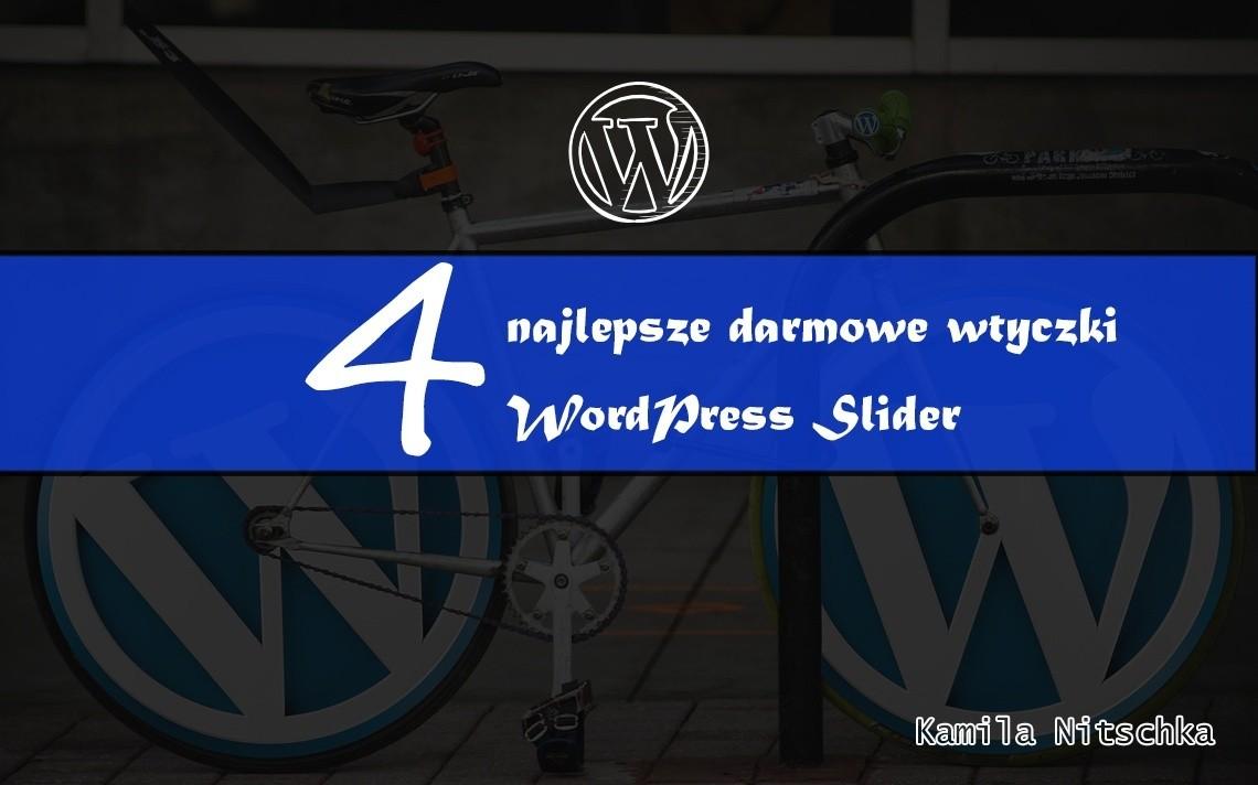 4 najlepsze darmowe wtyczki WordPress Slider