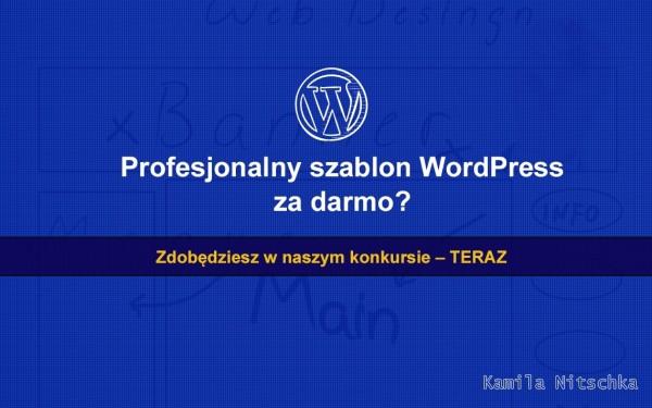 Profesjonalny szablon WordPress od Template Monster – wyniki Konkursu
