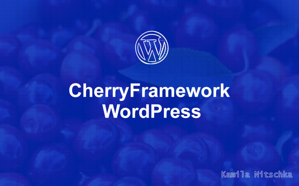 cherryframework wordpress