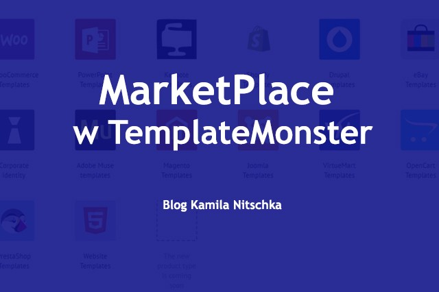 Marketplace w TemplateMonster