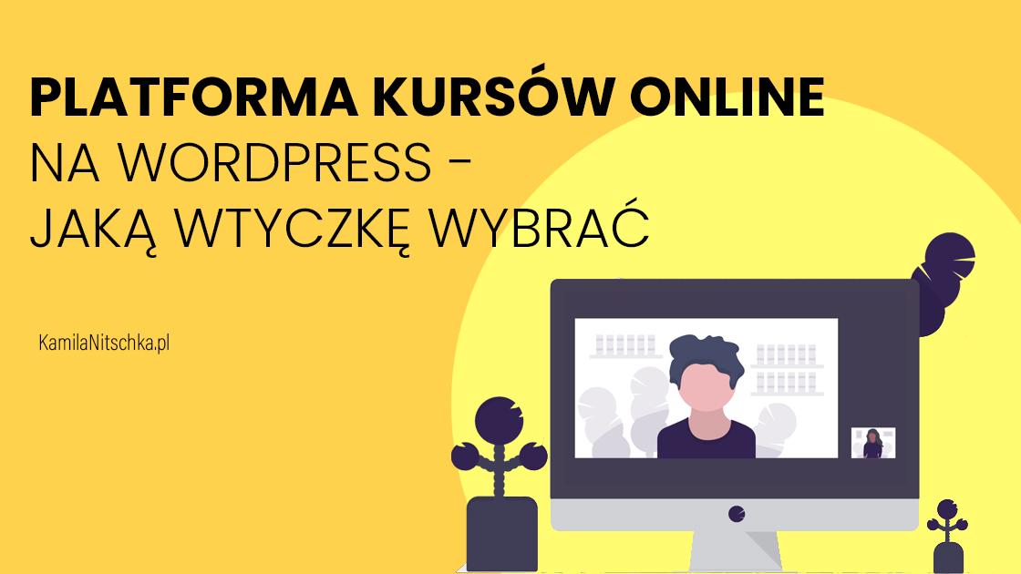 platforma kursów online na WordPress